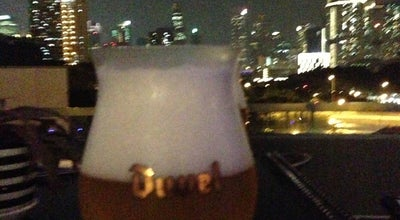 Photo of Hotel Bar Halo Rooftop Lounge at 7f Wangz Hotel, 231 Outram Rd, Singapore 169040, Singapore