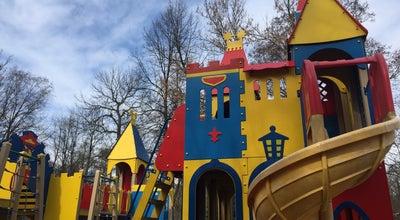 Photo of Playground Волшебный Замок at Березовая Аллея, Russia