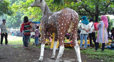 Photo of Playground Taman Melati Playground at Diponegoro, Padang, Indonesia