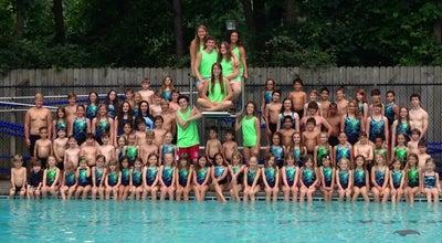 Photo of Pool Hammond Hills Swim/ Tennis Facility at Atlanta, GA 30328, United States