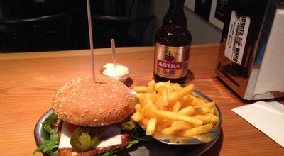 Photo of Burger Joint Burgerwehr at Rigaer Str. 75, Berlin 10247, Germany