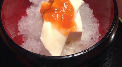 Photo of Japanese Restaurant 豆腐茶房だんだん at 伊香保町伊香保20, 渋川市 377-0102, Japan