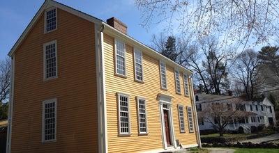 Photo of Historic Site Hancock-Clarke House at 36 Hancock St, Lexington, MA 02420, United States