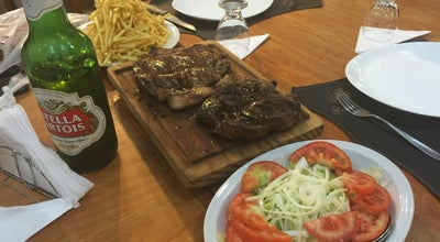 Photo of Argentinian Restaurant El Boliche de Alberto at J. J. Lastra, Neuquen 8300, Argentina