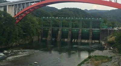 Photo of Lake 玉淀ダム at 折原/末野, 大里郡寄居町, Japan
