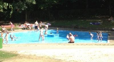 Photo of Pool Hallenfreibad Höntrop at Am Südpark 1, Bochum 44869, Germany