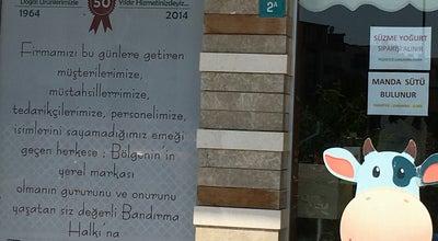 Photo of Cheese Shop kazancı süt ürünleri at Bandırma, Turkey