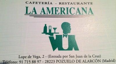 Photo of Spanish Restaurant La Americana at Lope De Vega 2, Pozuelo de Alarcón 28224, Spain