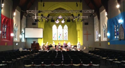 Photo of Church St Jude's Church at Corner Palmerston Street And Lygon Street, Carlton, Vi, Australia