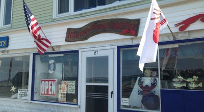 Photo of Seafood Restaurant Nahant Fish And Lobster Co at 157 Nahant Rd, Nahant, MA 01908, United States