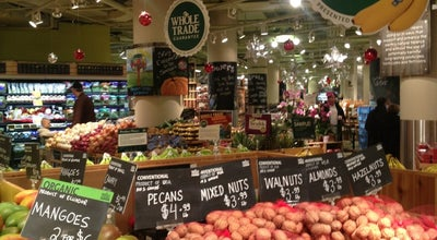 Photo of Supermarket Whole Foods Market at 87 Avenue Rd, Toronto, ON M5R 3R9, Canada