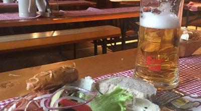 Photo of Beer Garden Flachau-Alm at Centro, Oberhausen, Germany