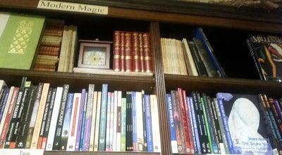 Photo of Bookstore Treadwell's Bookshop at Tavistock Street, London, United Kingdom
