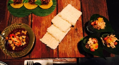 Photo of Thai Restaurant Supanniga Eating Room Sathorn 10 (ห้องทานข้าวสุพรรณิการ์ สาทร 10) at 28 Sathorn 10 Road, Bangrak 10500, Thailand