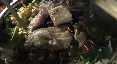 Photo of BBQ Joint เนื้อย่างหมื่นทิพย์ 5 at ใกล้สระว่ายน้ำวาริน, อุบลราชธานี 34190, Thailand