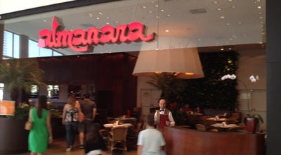 Photo of Middle Eastern Restaurant Almanara at Shopping Iguatemi Alphaville, Barueri 06454-913, Brazil