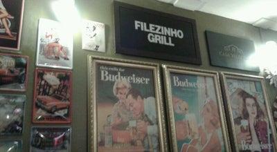 Photo of Bar Filezinho Grill at R. Severiano Sarmento, 277, Juiz de Fora, Brazil