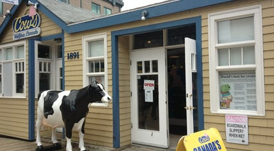 Photo of Ice Cream Shop COWS Halifax at 1869, Halifax, No B3J 1S9, Canada