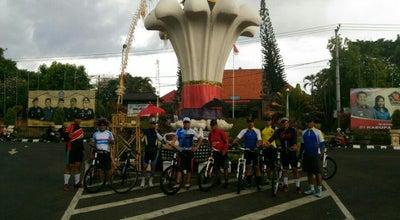 Photo of Monument / Landmark Tugu Singa Ambara Raja at Depan Kantor Bupati Buleleng, Singaraja 81111, Indonesia