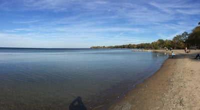 Photo of Beach De La Salle Beach at Lake Drive, Sutton, ON, Canada