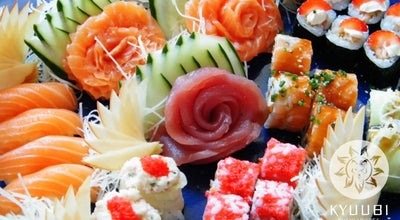 Photo of Sushi Restaurant Kyuubi Sushi Lounge at R. Marechal Costa Gomes, Oeiras 2780-270, Portugal