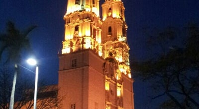 Photo of Church Catedral del Señor de Tabasco at Paseo Tabasco 602, Villahermosa 86000, Mexico