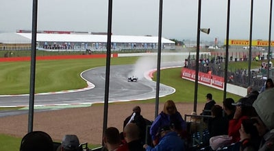 Photo of Racetrack Silverstone Circuit at Silverstone, Towcester NN12 8TN, United Kingdom