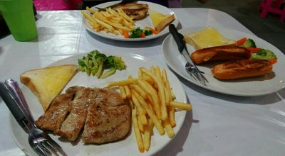 Photo of Steakhouse สเต็กลุงหนวด (Steak Lung Nhuad) at Thailand