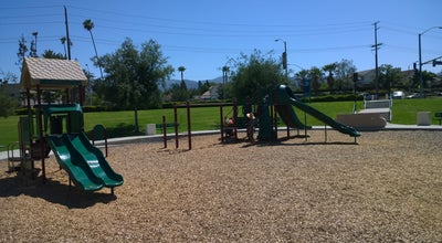 Photo of Playground Rimpau Park at Rimpau & Ontario, Corona, CA, United States