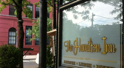 Photo of American Restaurant The Hamilton Inn at 708 Jersey Ave, Jersey City, NJ 07302, United States
