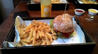 Photo of Burger Joint 3h's burger & chicken at Fischerstr. 23, Düsseldorf 40477, Germany