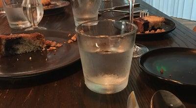 Photo of Italian Restaurant Juniper at 2400 E Cesar Chavez St, Austin, TX 78702, United States