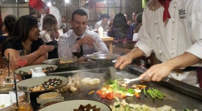 Photo of Japanese Restaurant Benihana Japanese Steakhouse at 100, Toronto, ON M5J 1E3, Canada