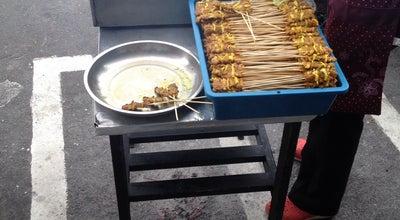 Photo of BBQ Joint Hai Heng Pork Satay at 315, Jalan Gajah Berang, Melaka 75200, Malaysia