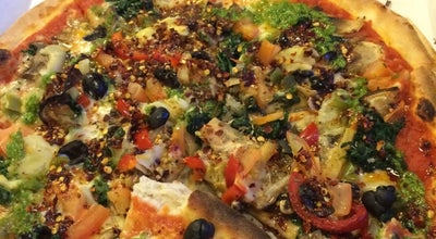 Photo of Pizza Place Forno a Legna at Falkoner Allé 42, Copenhagen 2300, Denmark