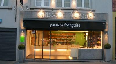 Photo of Bakery Pâtisserie Française at 318-320, Rue De La Marlière, Mouscron 7700, Belgium