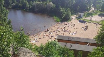 Photo of Beach Pikkukosken uimaranta at Pikkukoskentie 27, Helsinki 00650, Finland