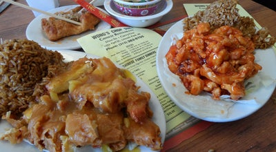 Photo of Chinese Restaurant Wong's Chop Suey at 1572 Fort St, Lincoln Park, MI 48146, United States