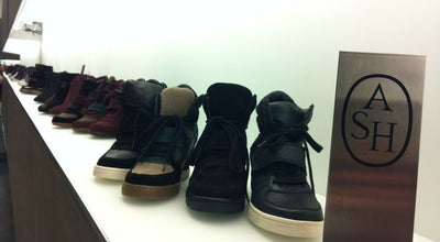 Photo of Shoe Store Ash Footwear at 44 Mercer St, New York, NY 10013, United States
