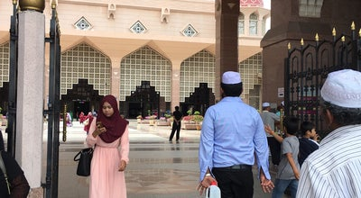 Photo of Mosque Masjid Putrajaya at Putrajaya, Malaysia
