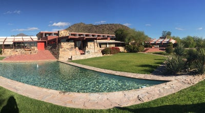 Photo of Museum Taliesin West at 12621 N Frank Lloyd Wright Blvd, Scottsdale, AZ 85259, United States