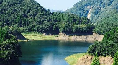 Photo of Lake 下筌ダム at 日田市, Japan