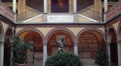 Photo of Art Gallery Museo Civico Archeologico at Via Dell'archiginnasio 2, Bologna 40124, Italy