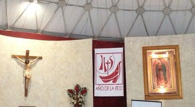Photo of Church Parroquia San Juan Bautista at Av. Nogalar Sur # 217 Col. Futuro Nogalar, 3er Sec, San Nicolás de los Garza 64480, Mexico