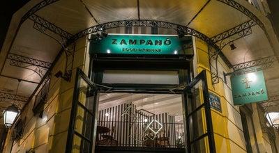 Photo of Modern Greek Restaurant Zampanó at Σαρρή 18, Athens 105 53, Greece