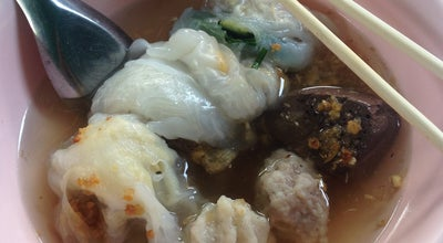 Photo of Asian Restaurant ก๋วยเตี๋ยวปากหม้ออรสา วัดสมานรัตนาราม at วัดสมานรัตนาราม, ฉะเชิงเทรา, Thailand