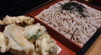 Photo of Ramen / Noodle House そば処 八洲支店・旬菜酒房やしま at 四賀赤沼1551-2, 諏訪市 392-0012, Japan