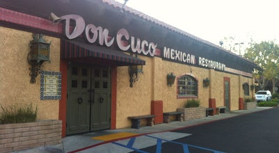 Photo of Mexican Restaurant Don Cuco Mexican Restaurant at 3991 Cochran St, Simi Valley, CA 93063, United States