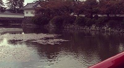 Photo of Historic Site 小田原城 お堀 at 城内, 小田原市 250-0014, Japan