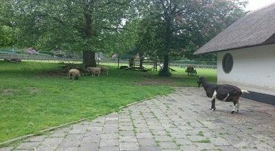 Photo of Playground Kinderboerderij Hertenkamp at Ceintuurbaan, Hilversum, Netherlands